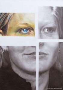 Portrait of Lizzie